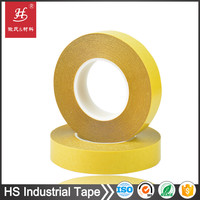 China Supplier Glassine Paper Double Sided Transparent PET Adhesive Tape
