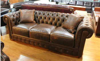 3 Seater Sleeper Sofa Leather Salon Furniture Living Room Small Leather  Couch Sofa - Buy 3 Seater Sleeper Sofa,Leather Salon Furniture,Living Room  ...