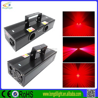 new products Double ChanGong laser beam/christmas lights projector