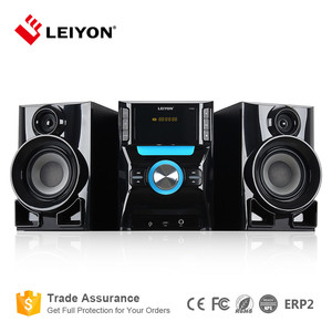 2.0 audio home cinema speakers With bluetooth