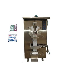 Pure water sachet packing machine to product the small and easy carry drinking water