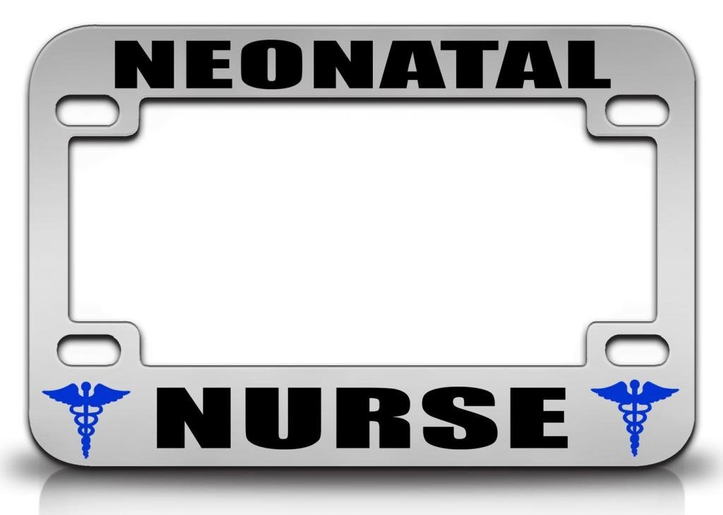 Buy NEONATAL NURSE Paramedics Nurse Doctor Quality Metal MOTORCYCLE ...