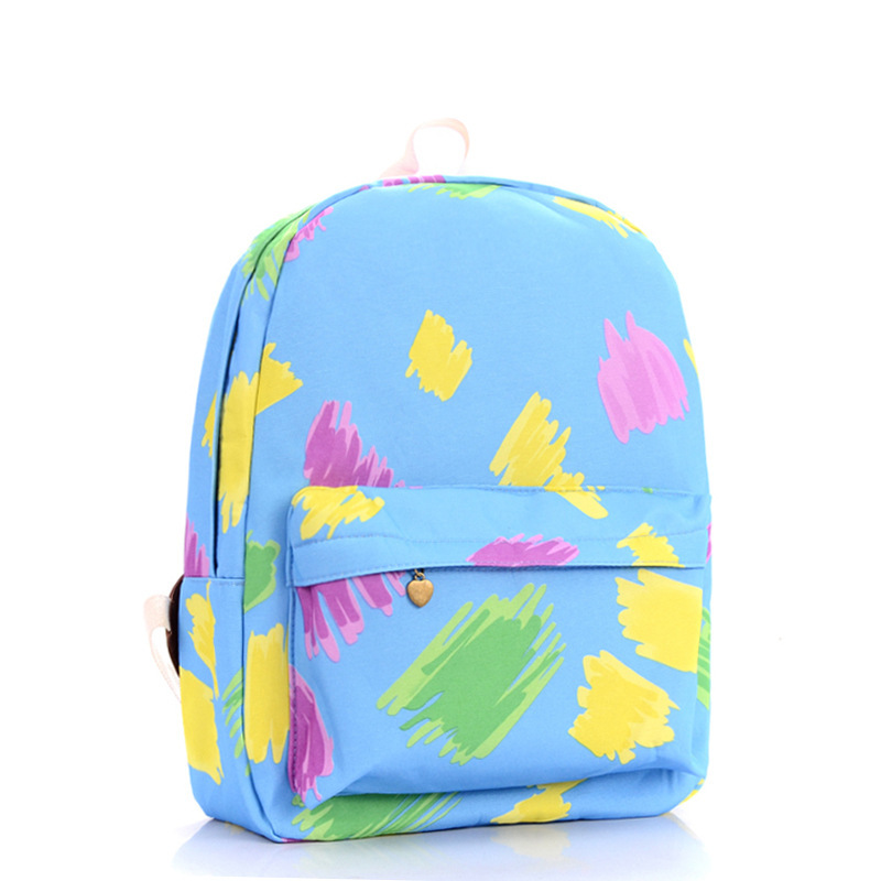 Fashion Cartoon Women Backpack Top Quality hiking backpacks children backpacks Large Capacity Students Bags Laptop