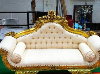 Wedding Stage Sofa Set Chairs For Bride Groom From Clic Silvocrafts Indian