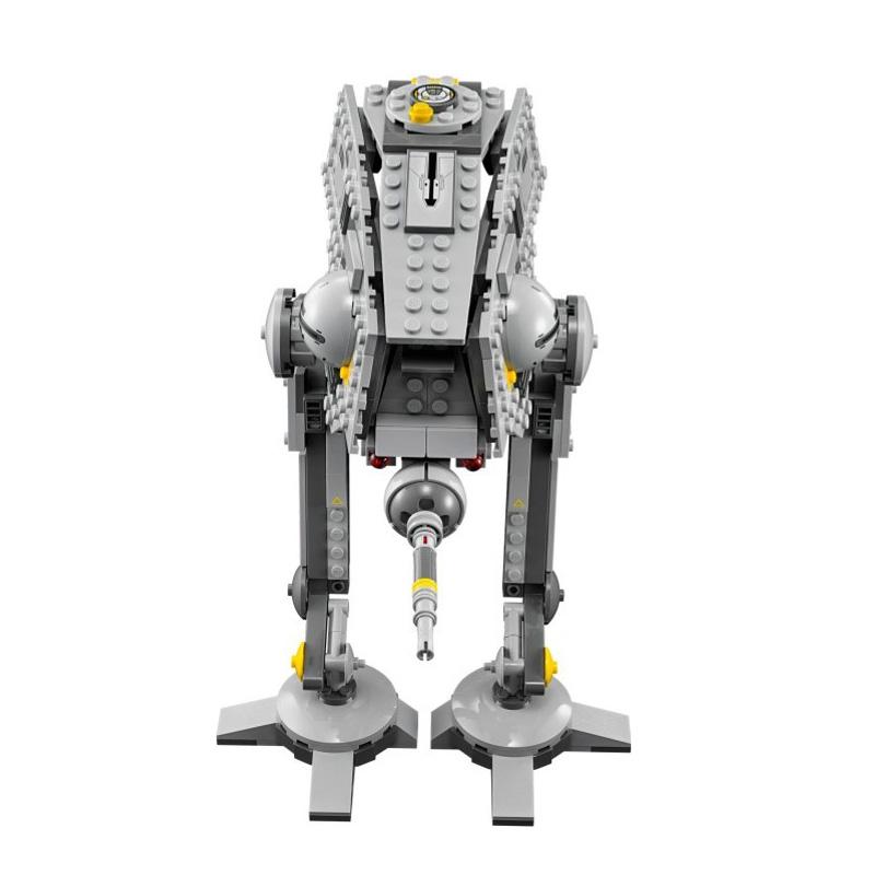 UKLEGO 499pcs AT-DP Walker star wars 7 The Force Awakens lightsabre weapons