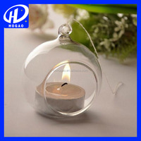 Wholesale Hanging Glass Votive Ball Tealight Candle Holder