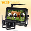 7 Inch Wireless Rearview Camera System for Agricultural Trucks
