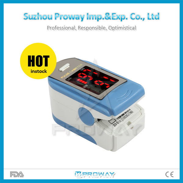 Cheap Oximeter OLED Single Display PPO-F5 Finger Pulse Oximeter Blood Oxygen Monitor oxymeter