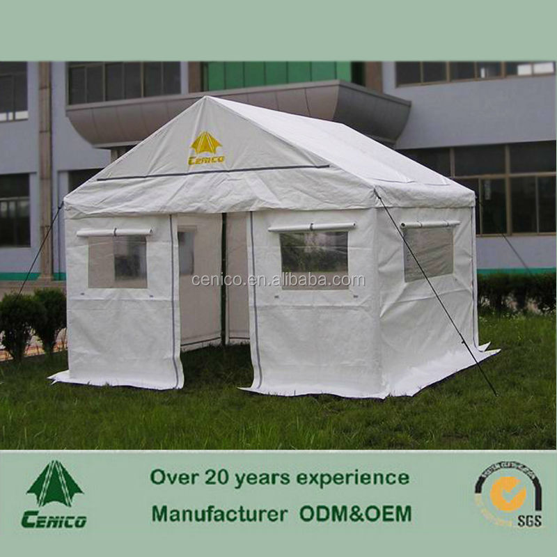 Disaster Relief Tent,Outdoor Canopy Tent,Portable Shelter