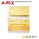 17T Escalator Middle Yellow Comb Plate DSA2000169-M For Escalator Step