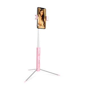 New model Trending selfie stick flexible selfie stick wireless selfie stick