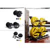 Fitness crossfit PU weight plates