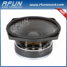 Popular for the market factory supply mid bass car speaker