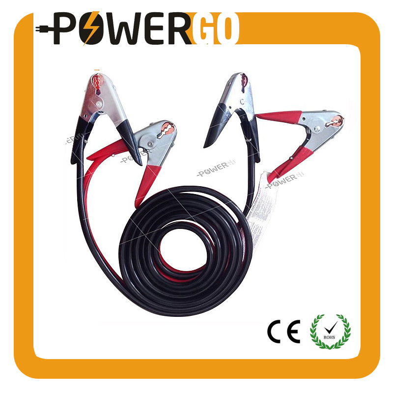 Heavy Duty Extra Long 6.0m Length 1000 Amp Copper Plate Parrot Jaw Auto Booster Jumper Jumping Cable
