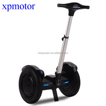 15inch Big Tire 700w Adult Self-Balance Two Wheel Electric Vehicle/Car With 6.6AH 22KM Battery
