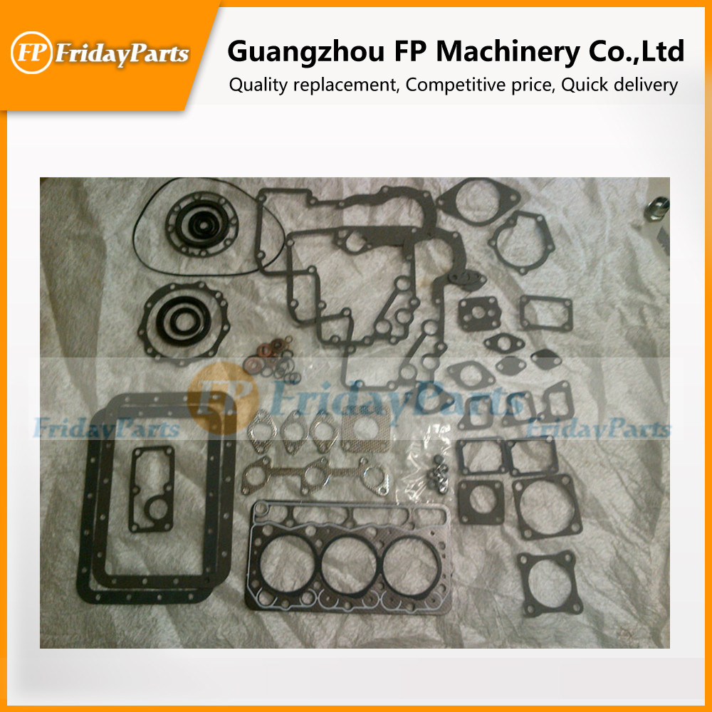 New Kubota D750 Full Gasket Kit