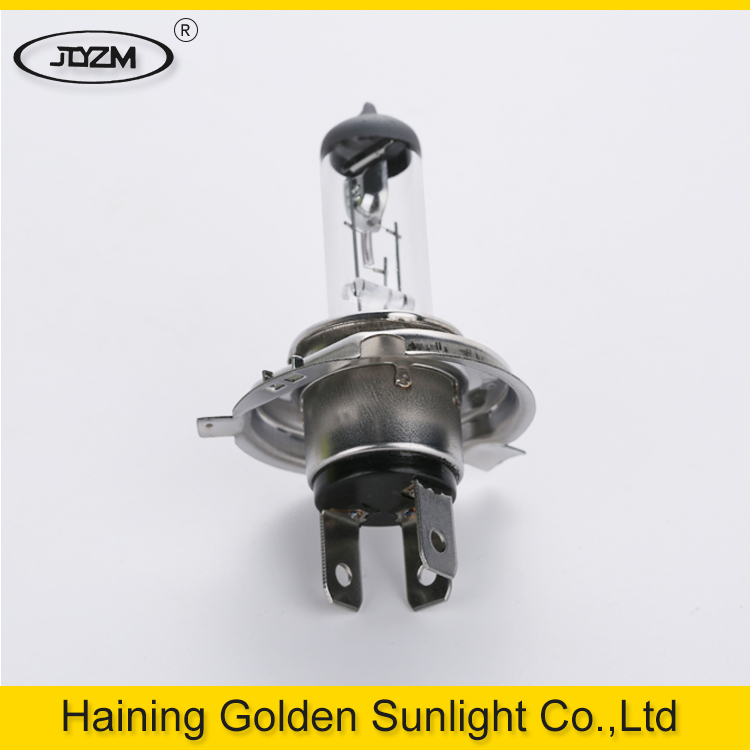 Automobile Lamp Halogen 90W 12V 24V H4 Replace Bulb,Auto H4 Bulb 12V 60/55W Quartz Material Halogen Lamp