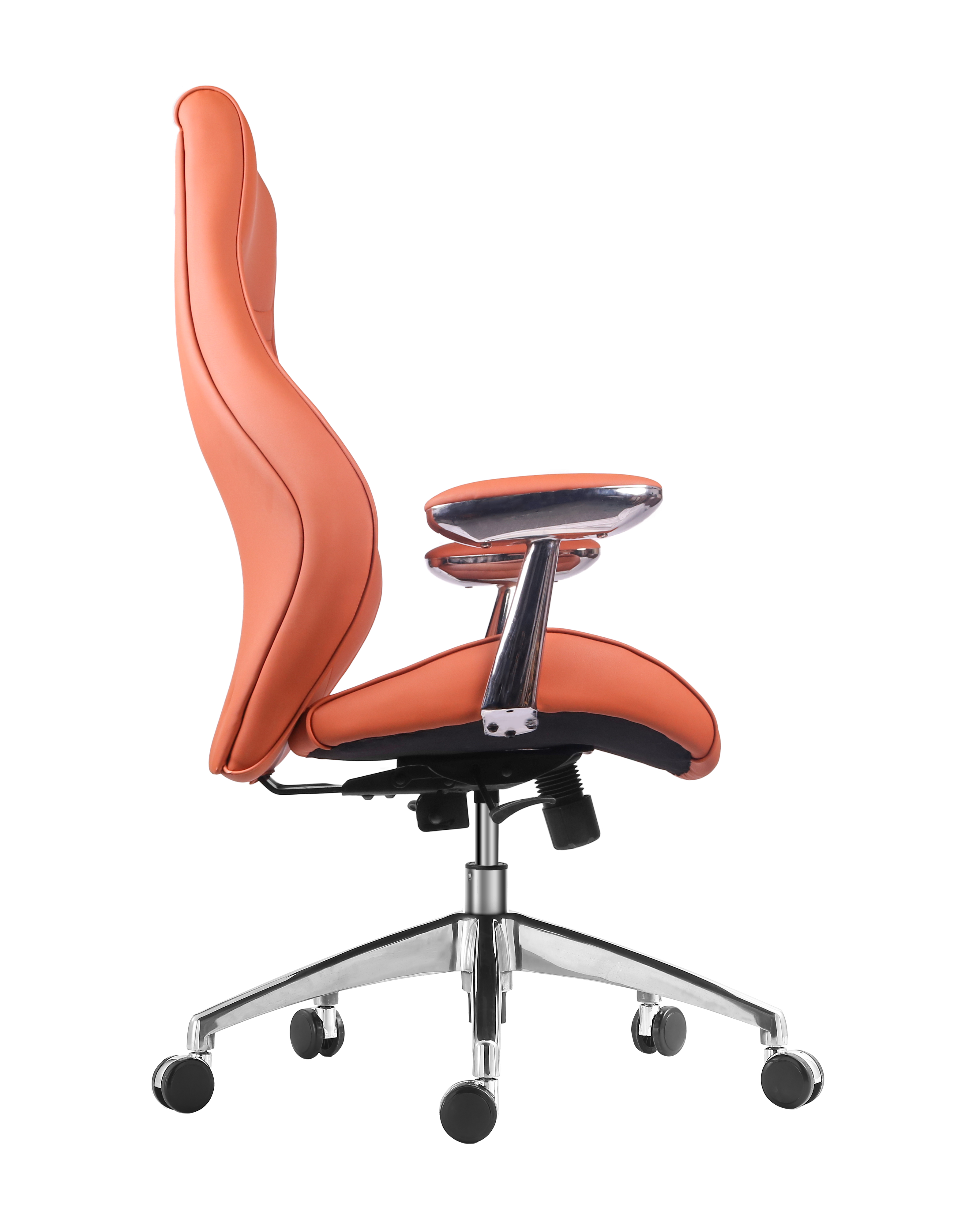 Ergonomic office leather chair executive chair office  swivel chair ergonomic seating
