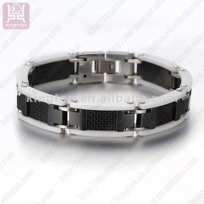 Mens Platinum Bracelets Rhodium Bracelet Product On Alibaba
