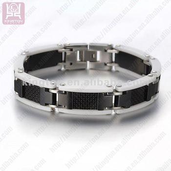 Mens Platinum Bracelets