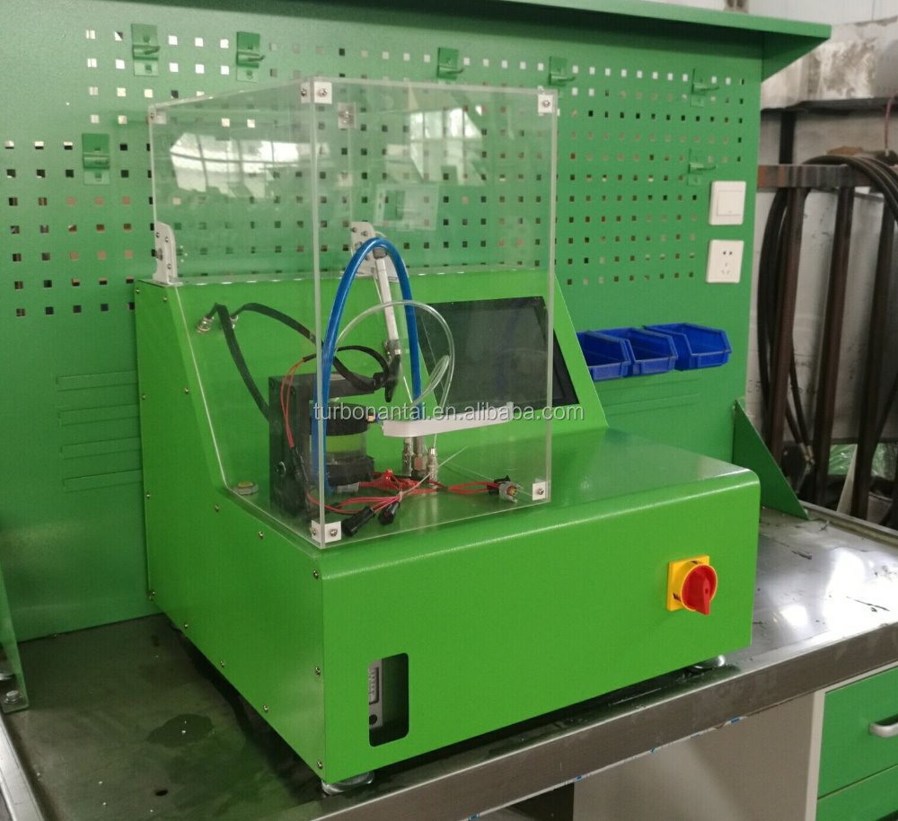 EPS200 diesel fuel common rail injector tester test bench
