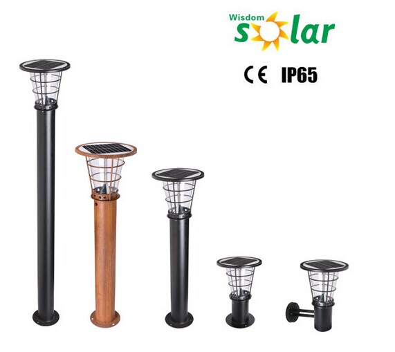 Smart Lighting Design All In One Solar Street Light With