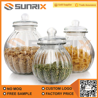 Wholesale Popular Glass Food Storage Containers