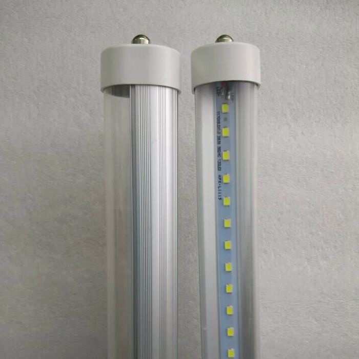New Bulb Led Light 8Ft 2400Mm 44W Led Tube Single Pin T8 Led Tube Light