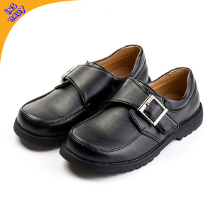 Wholesale children student performance shoes boys dress small shoes