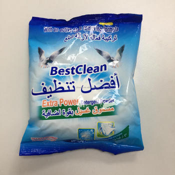 Best Clean African Cheap Whosale 500g Detergent Powder