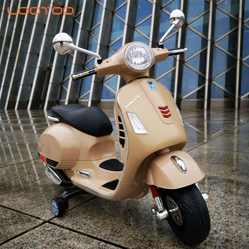 Cheap price new three wheel infant sidecar kids electric mini electric motorcycle for 5 6 7 year old girl with light