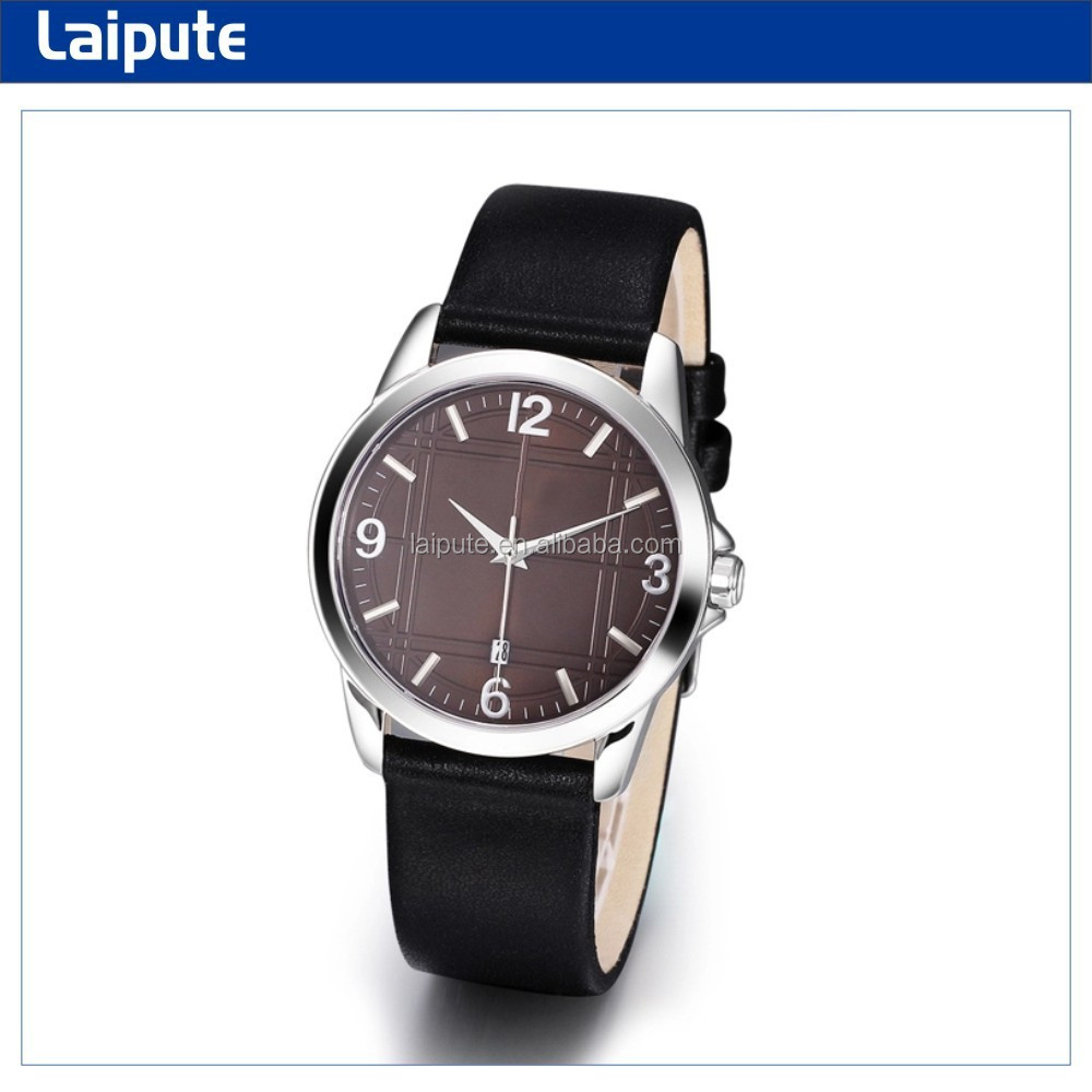 Top selling high quality 2015 fashion single hand watch