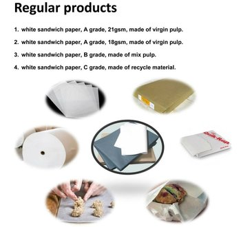 deli wrap interfolded wax paper dry waxed food liner paper buy wax