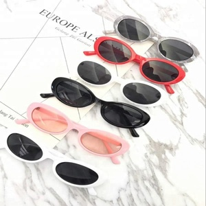 Newest Style Street Lady Sunglasses 2018 HOT Sale Fashion Round Sunglasses in Stock