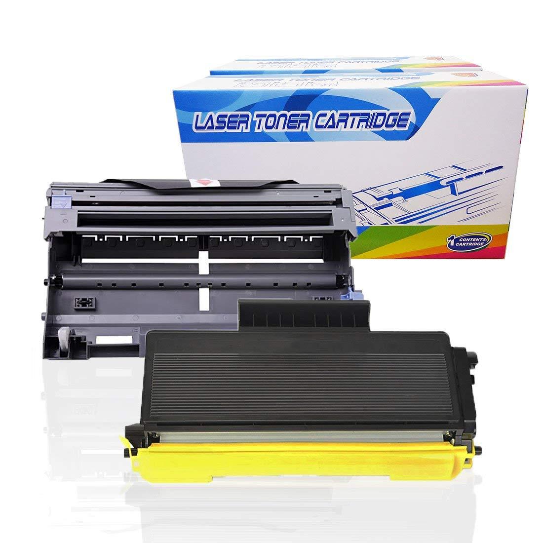 4pk TN650 High Yield Toner Cartridge For  DCP-8050DN DCP-8080DN HL-5380DN