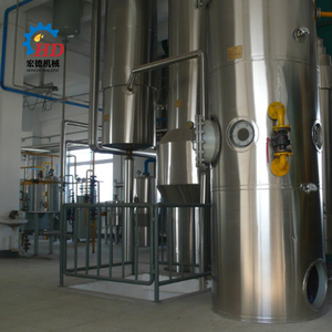 crude shea butter oil refine machinery and crude shea nut oil refinery plant equipment