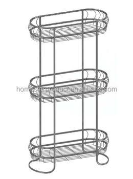 3 Tier Stainless Steel Corner Shower Storage Rack Buy 3 Tier Oval