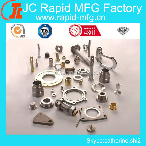 Precision cnc machining spare parts