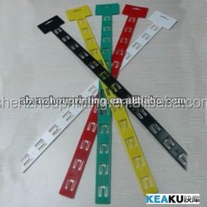 Eco friendly clip strips