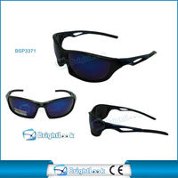 Cool style sports sunglasses UV400 protection nice quality led sunglasses CE/FDA cheap sunglass BSP3371