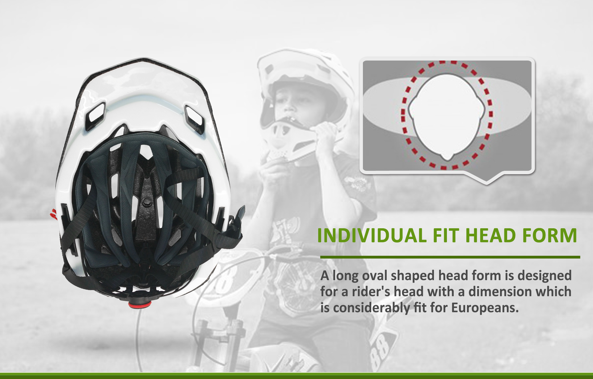 Enduro Bike Helmet 18