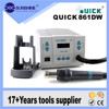 Original 1000w Quick 861dw Intelligent Smd Rework Station For Mobile Repair