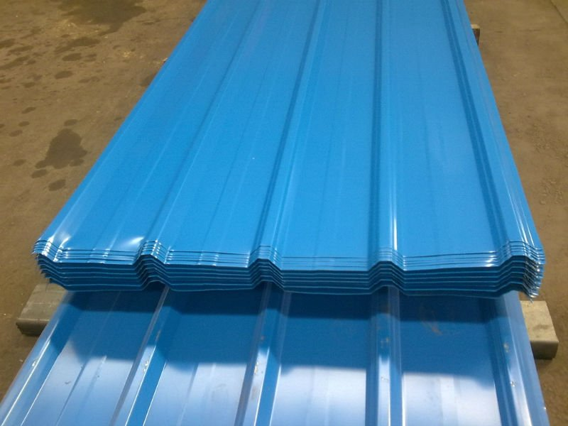 Prepainted Galvanized Corrugated Zinc Steel Roofing Sheet