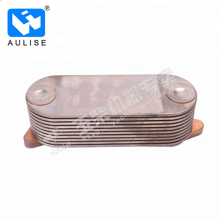original Yuchai diesel engine part 530-1013020A Oil Cooler Core