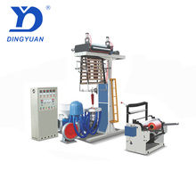 SJ45 Lifting HDPE/LDPE Plastic Tas Blazen Film Extruderen <span class=keywords><strong>Machine</strong></span>