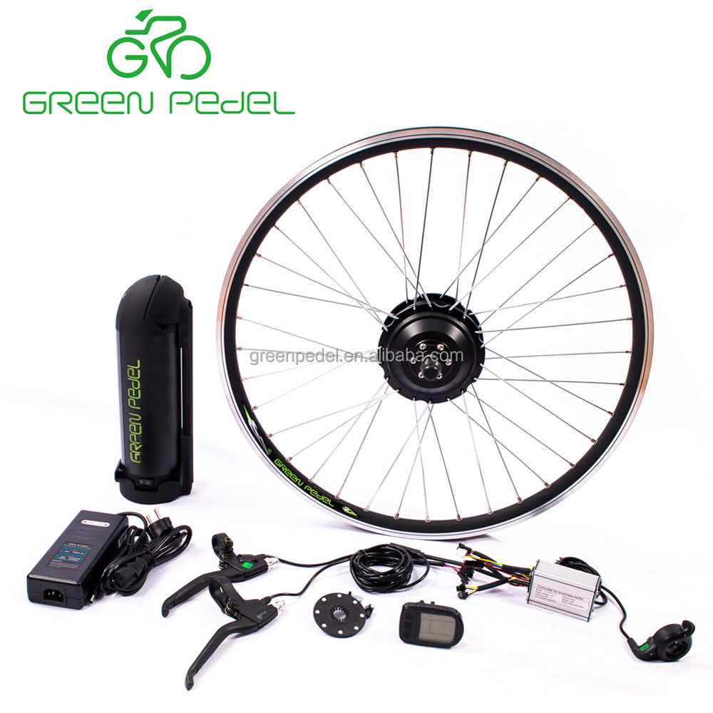 Cheap price Greenpedel 36V 250W 350W front wheel kit conversion electric bike