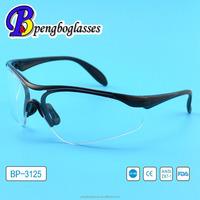New mould stylish UV400 scratch resistance safety glasses