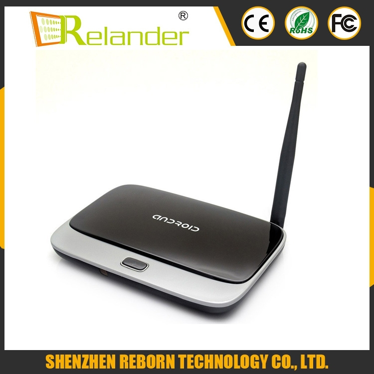 2015 CS918 2GB 8 GB set top box RK3188T Quad Core Media player android TV Box