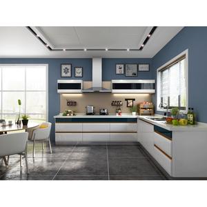 New Apartment Flat Kitchen Storage Cabinet