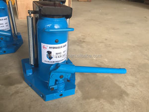 KIET SOH series Claw type hydraulic cylinder claw jack for lifting tools